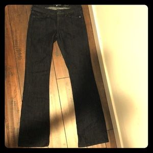 7 for All Mankind Flynt Jeans - Like New